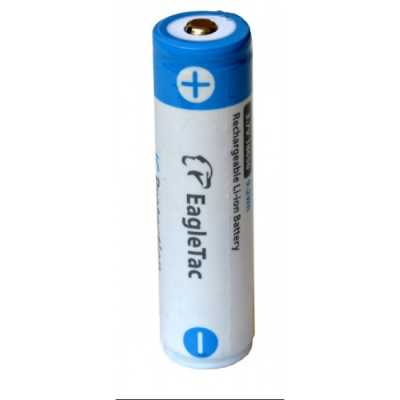 EAGLETAC 3.7V 18650 2600mAh Lithum battery protected cell