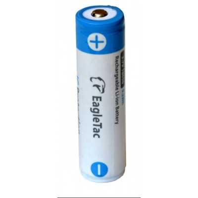 EAGLETAC 3.7V 18650 2600mAh Lithum battery protected cell