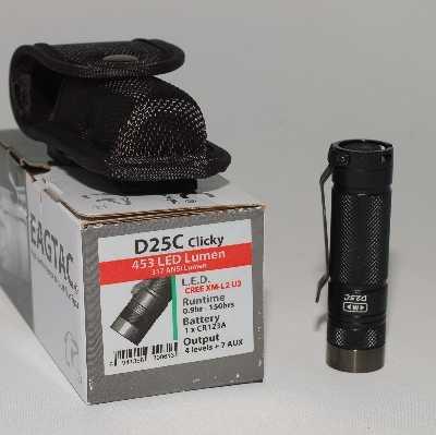 Eagletac D25C Clicky