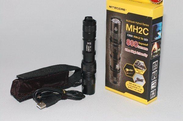 Nitecore MH2C