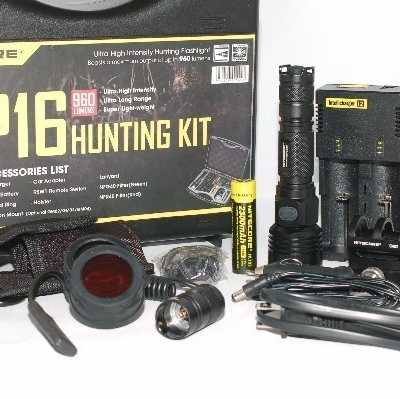 Nitecore P16HK WEAPONS KIT