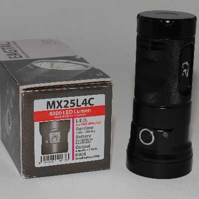 Eagletac MX25L4C 4800