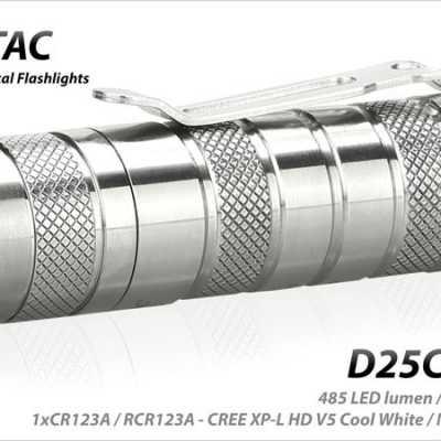 D25C Clicky Ti 2015