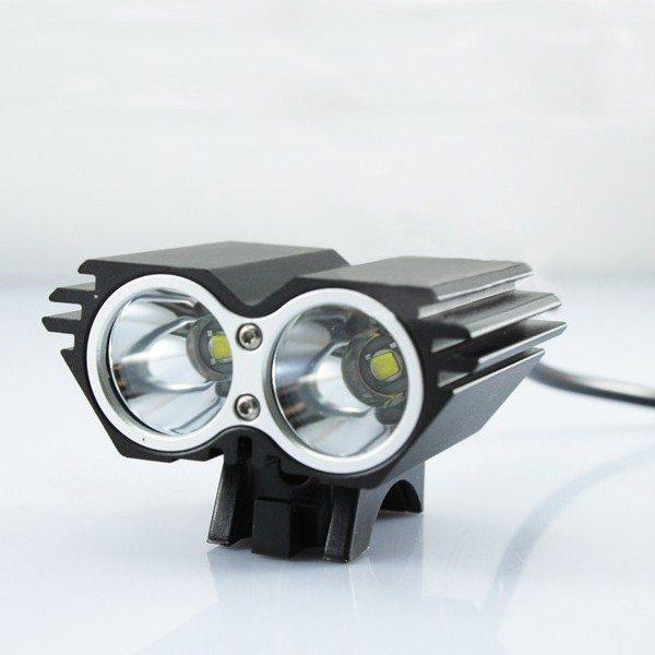 5000 Lumens Bicycle Light - NightOwlGear