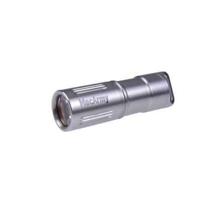 MecArmy illumineX -2 Ss 130 Lumens Key Chain Light