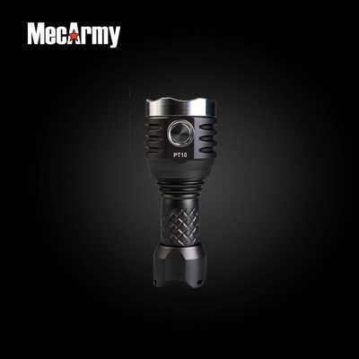 MecArmy PT10 800 Lumens Every Day Carry side of light with out description
