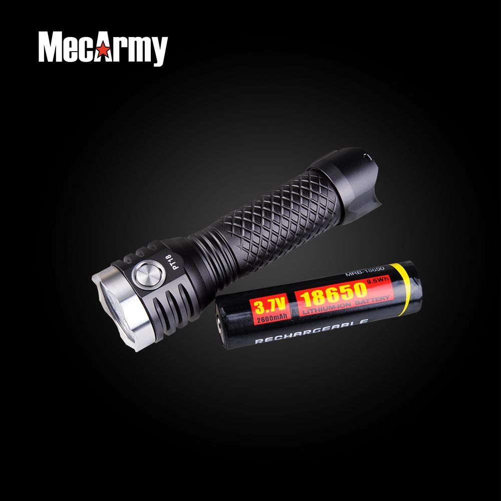 MecArmy PT18 1000 Lumens Every Day Carry