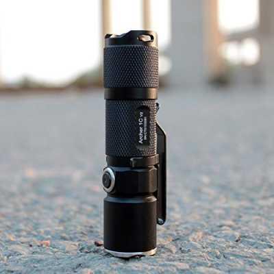 ThruNite Archer 1C V2 (NW) Reliable CR123 Flashlight, Neutral White