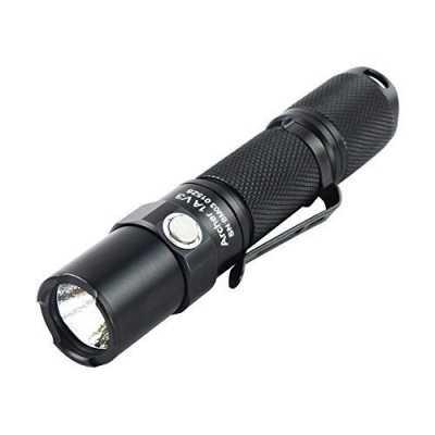ThruNite Archer 1A 178 Lumen Single CREE XP-G2 LED EDC Flashlight, Cool White
